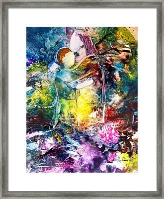 Healing Love Framed Print