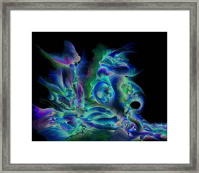 Hear Me Framed Print by Bodhi