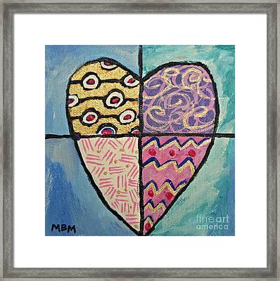 Heart 1 Framed Print