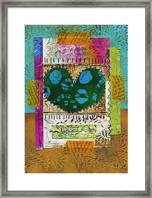 Heart 8 5x7 Framed Print by Shannon Crandall