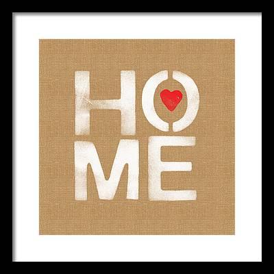Home Framed Prints