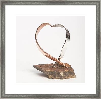 Heart  Framed Print by Jon Koehler