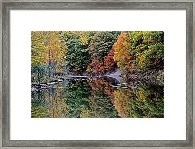 Heartland Beauty Framed Print
