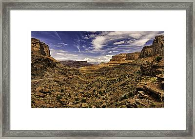 Heartland Framed Print by Rick Barnard