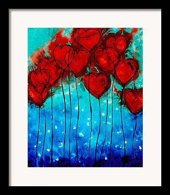 Online Flower Framed Prints