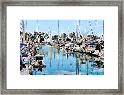 Heat Relief  Framed Print