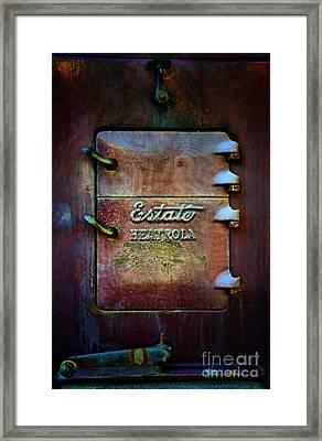 Heatarola Framed Print by Newel Hunter