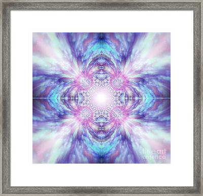 Heaven Framed Print by Aeres Vistaas