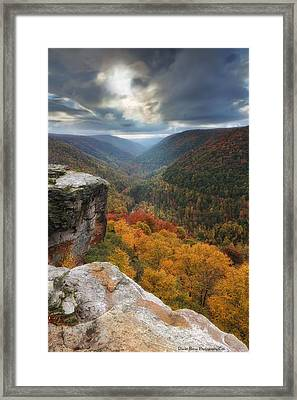 Heaven Awaits Framed Print by Daniel Behm