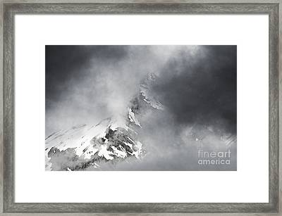Framed Print featuring the photograph Heaven For A Moment by Nick  Boren