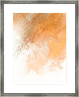 Heaven II Framed Print