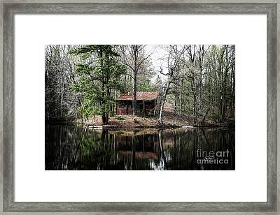 Heaven On Earth  Framed Print by Cris Hayes