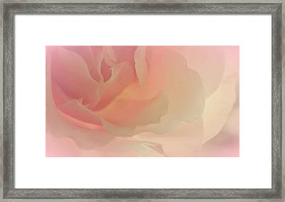 Heaven's Love Framed Print by The Art Of Marilyn Ridoutt-Greene