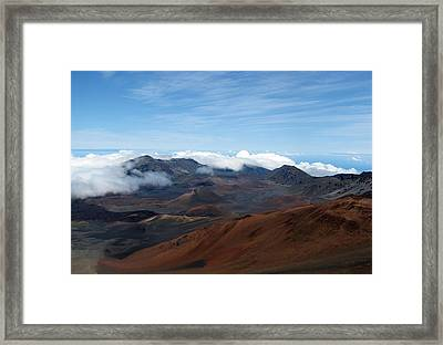 Heavenly In Hawaii Framed Print
