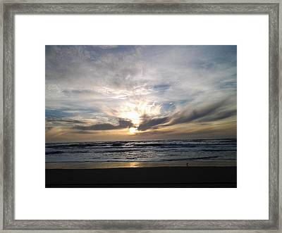 Heavenly Framed Print