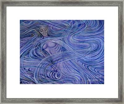 Heavenly Hostess IIl Framed Print by Jacquelyn Roberts