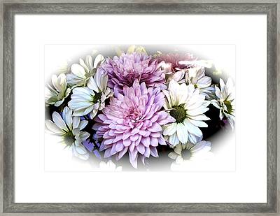 Heavenly Hosts Framed Print