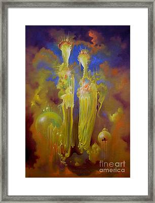 Heavenly Kingdom Framed Print