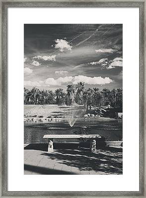 Heavenly Framed Print by Laurie Search