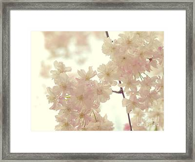 Framed Print featuring the photograph Heavenly... by Rachel Mirror
