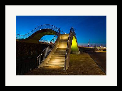 City Scape Photographs Framed Prints