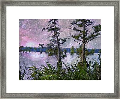 Heavenly Sunrise Framed Print