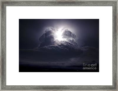 Heaven's Doorstep Framed Print