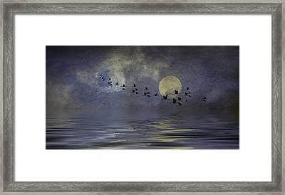 Heavens Gate Framed Print