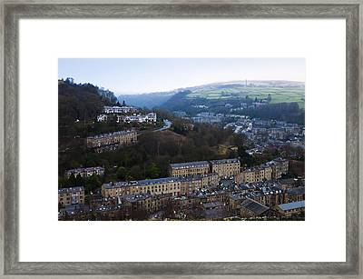 Hebden Bridge Framed Print