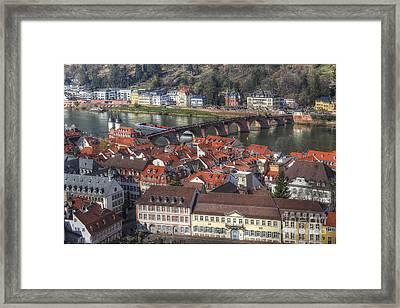 Heidelberg Germany 2 Framed Print