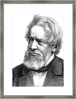 Heinrich Dove Framed Print