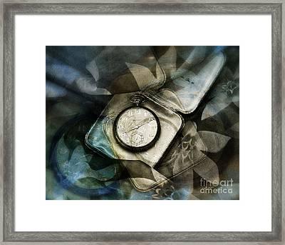 Heirloom Framed Print by Jutta Maria Pusl