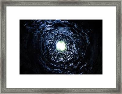 Helen Furnace Framed Print