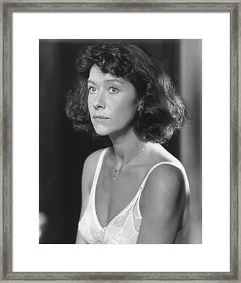 Helen Mirren Framed Print