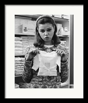Helga Framed Prints