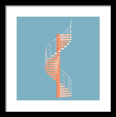 Modernism Framed Prints