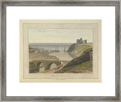 Helmsdale In Sutherland Framed Print by British Library