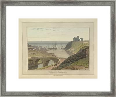 Helmsdale In Sutherland Framed Print