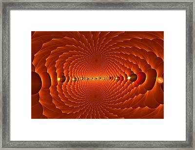 Hemera Framed Print