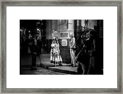Hemmingway's Hotel Framed Print