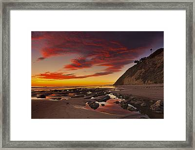 Hendry's Beach  Mg_1327 Framed Print