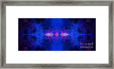 Henosis Framed Print by Tim Gainey