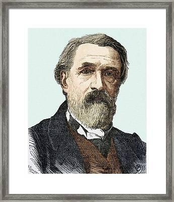 Henri De Ruolz Framed Print by Sheila Terry