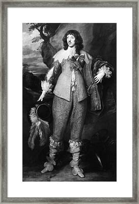 Henri II, Duc De Guise (1614-1664) Framed Print by Granger