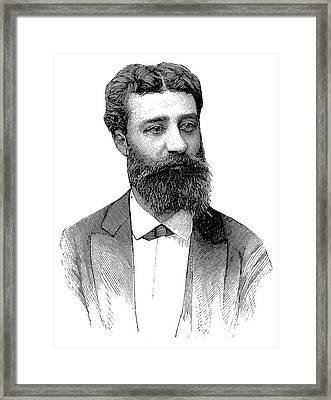 Henri Moissan Framed Print