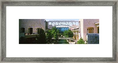 Henry B. Gonzalez Convention Center Framed Print by Panoramic Images