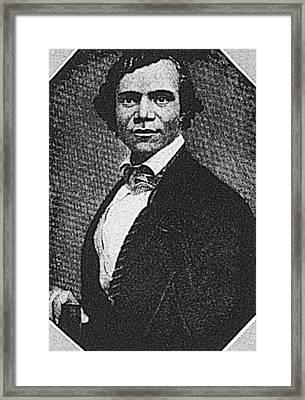 Henry Bibb (1815-1854) Framed Print by Granger