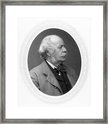 Henry Creswicke Rawlinson (1810-1895) Framed Print