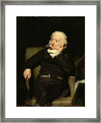 Henry Fuseli, George Henry Harlow, 1787-1819 Framed Print by Litz Collection