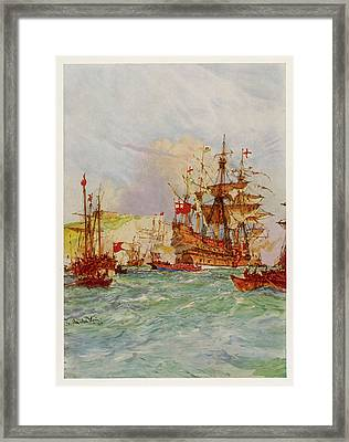 Henry Grace-a-dieu, Also Known Framed Print by Mary Evans Picture Library